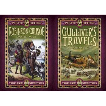 Perfect partners: gulliver's travel