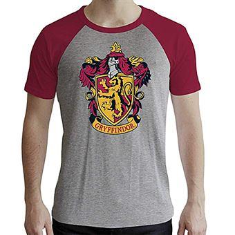 T-Shirt Gryffondor - Tamanho S