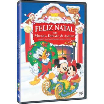 Feliz Natal com Mickey Donald & Amigos