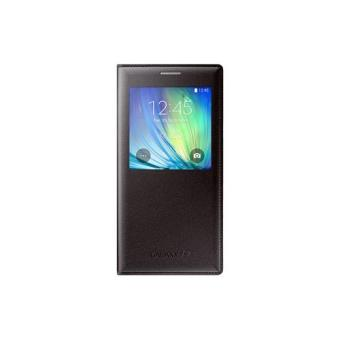 Samsung Capa S View para Galaxy A7 (Preto)