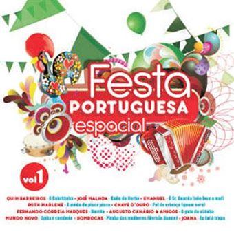 Festa Portuguesa Vol 1 - CD