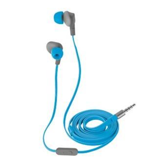 Urban Revolt 20837 Intra-auditivo Binaural Com fios Azul auricular para telemóvel