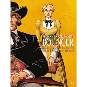 Bouncer Vol 6 + 7