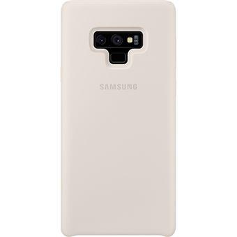 Capa Samsung Silicone para Galaxy Note9 - Branco