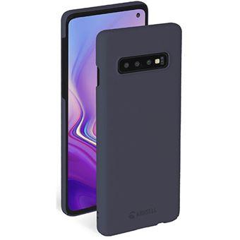 Capa Krusell Sandby para Samsung Galaxy S10 - Stone