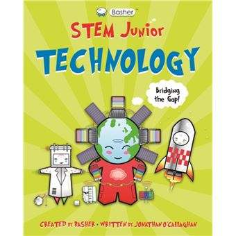 Basher Stem Junior -Technology