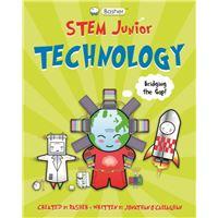 Basher Stem Junior -Technology