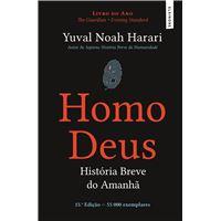 Homo Deus: História Breve do Amanhã