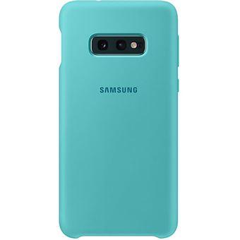 Capa Samsung Silicone para Galaxy S10e - Verde