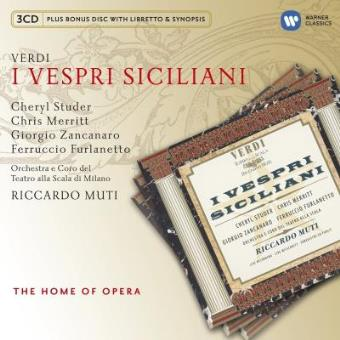 Verdi | I Vespri Siciliani (3CD)
