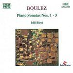 Boulez | Piano Sonatas nos 1-3