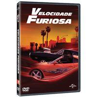 Velocidade Furiosa 1 - DVD