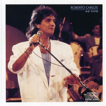 Roberto Carlos ao Vivo - CD