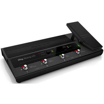 IK Multimedia Interface Pedal iRig Stomp I/O