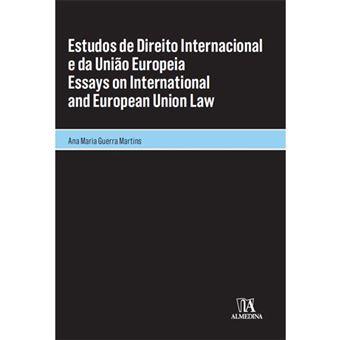 Estudos de Direito Internacional e da União Europeia