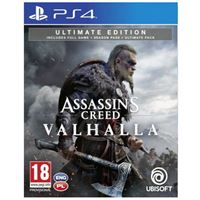 Assassin's Creed Valhalla Ultimate PS4