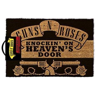Tapete de Porta Guns N' Roses Knockin' on Heaven's Door