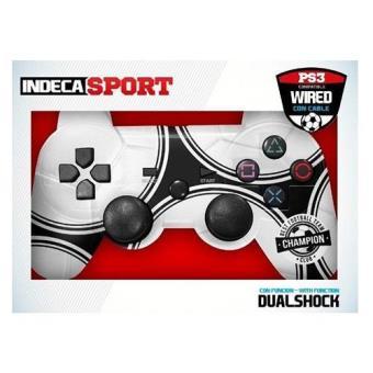 Indeca Comando c/ Fios Sport PS3