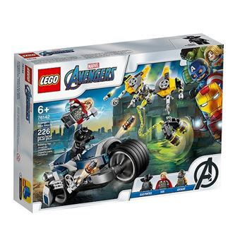 LEGO Marvel Avengers Movie 4 76142 Ataque dos Vingadores Mota Speeder