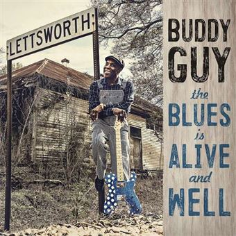 The Blues is Alive and Well - 2LP