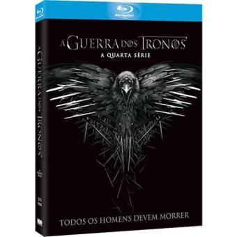 Guerra dos Tronos - 4ª Temporada - DVD - Game of Thrones Season 4