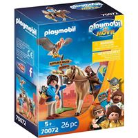 Playmobil The Movie 70072 Marla com Cavalo