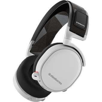 Auscultadores Gaming Wireless Steelseries Arctis 7 - Branco