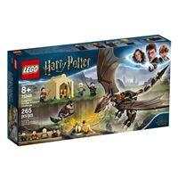 LEGO Harry Potter 75946 O Torneio dos Três Feiticeiros - Dragão Húngaro de Cauda de Chifre