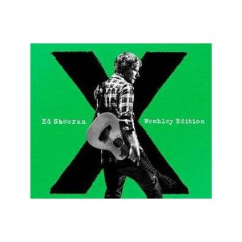 X (Wembley Edition) (CD+DVD)