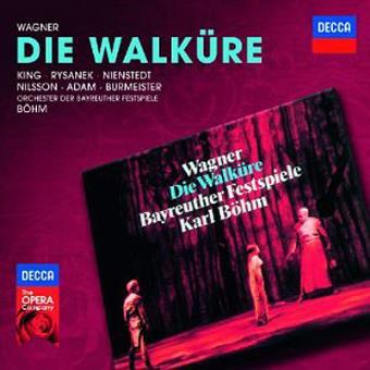 Wagner | Die Walküre (4CD)