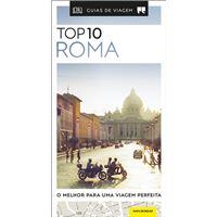 Roma - Guia de Viagem Porto Editora Top 10