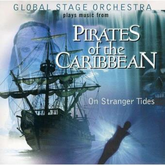 Plays Music from Pirates Of the Caribbean on Stranger Tides