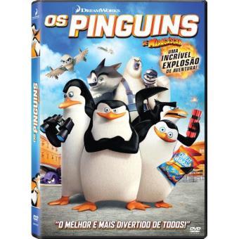 Os Pinguins de Madagáscar