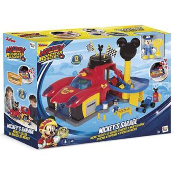 Oficina Mickey Super Pilotos - IMC Toys