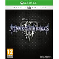 Kingdom Hearts 3 - Deluxe Edition - Xbox One