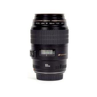 Canon Objetiva EF 100mm f/2.8 Macro USM