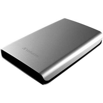 Disco Externo Verbatim Store'n'Go USB 3.0 2TB - 2,5'' - Silver