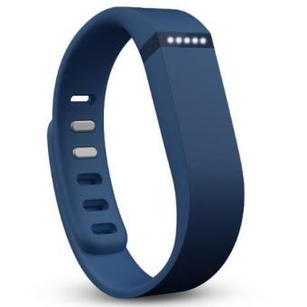 Fitbit Pulseira Flex Wireless Activity & Sleep Azul Marinho