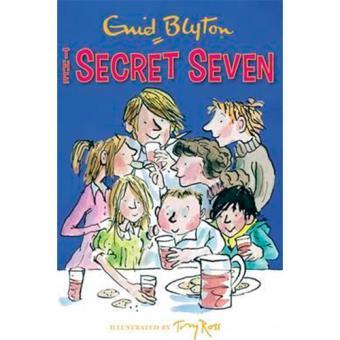 The Secret Seven Enid Blyton Ebook