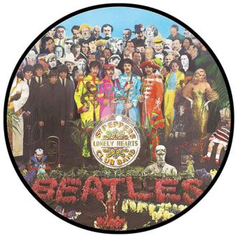 Sgt. Pepper's Lonely Hearts Club Band 2017 Remix - Picture Disc LP 12''