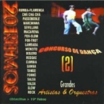 Concurso de Dança 2 - CD