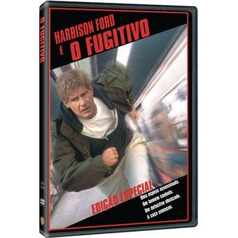 O Fugitivo Edição Especial - DVD