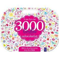 O Meu Livro dos 3000 Lindos Autocolantes
