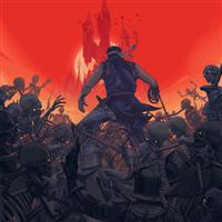 BSO Castlevania Symphony of The Night - LP 12''