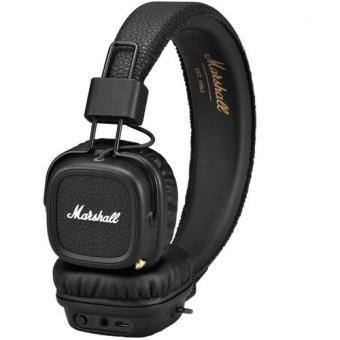 Marshall Auscultadores Bluetooth Major II (Preto)