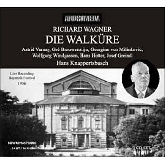WAGNER-DIE WALKURE (3CD) (IMP)