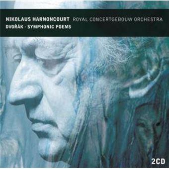Dvorák: Symphonic Poems - CD