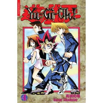 Yu-Gi-Oh! Vol 4