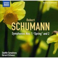 Schumann | Symphonies N.1 & 2