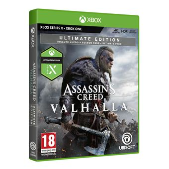 Assassin's Creed Valhalla Ultimate XB1